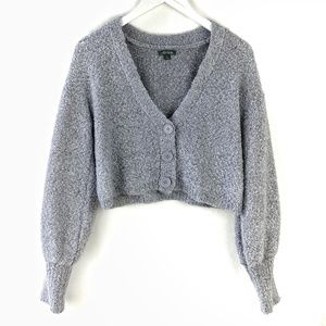 4/$25 Wild Fable long sleeve crop cardigan M